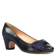 Туфли PAKERSON 49607 темно-синий