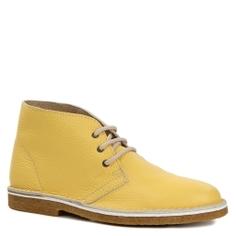 Ботинки LORIBLU WMC19BWF желтый