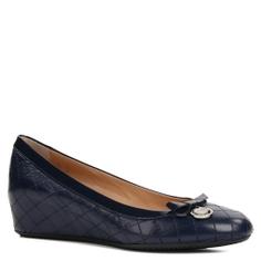 Туфли GIOVANNI FABIANI E908 темно-синий
