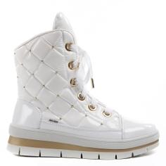 Ботинки JOG DOG 14016 белый