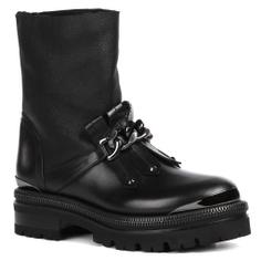 Ботинки NANDO MUZI U106LOX/ZIP черный