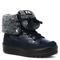 Ботинки JOG DOG 30287 темно-синий