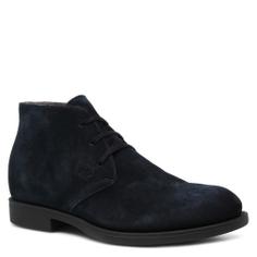 Ботинки NERO GIARDINI A604393U темно-синий