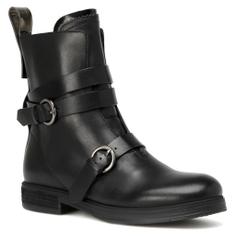 Ботинки JIL SANDER NAVY JN27061 черный