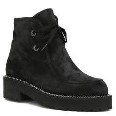 Ботинки GIOVANNI FABIANI G2500 серо-черный