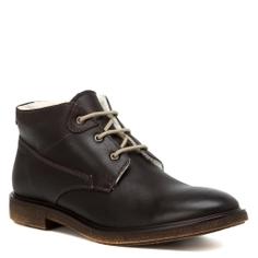 Ботинки LLOYD FINN темно-коричневый