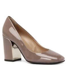 Туфли GIOVANNI FABIANI G2558 серо-розовый