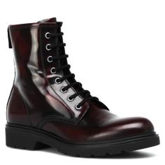 Ботинки NERO GIARDINI A616174D бордовый