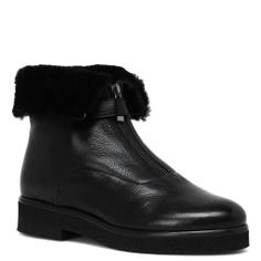 Ботинки PAS DE ROUGE R632 черный