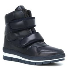 Ботинки JOG DOG 14025 темно-синий