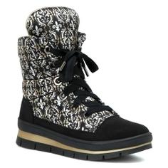 Ботинки JOG DOG 14033 черный
