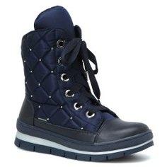 Ботинки JOG DOG 14015 темно-синий