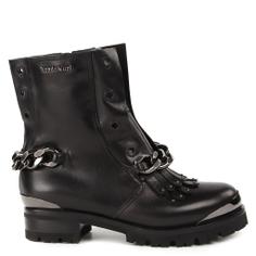 Ботинки NANDO MUZI T178LOM черный