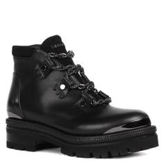 Ботинки NANDO MUZI T334LOX/ZIP черный