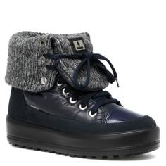 Ботинки JOG DOG 30207 темно-синий
