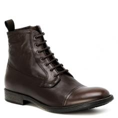 Ботинки GEOX U54Y7B темно-коричневый