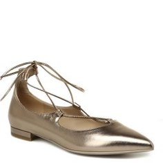 Туфли NERO GIARDINI P717500DE серо-золотой