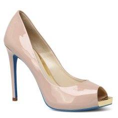 Туфли LORIBLU P71020PC бежево-розовый