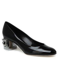 Туфли CASADEI 1F223G050 черный