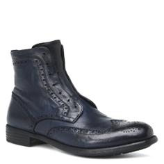 Ботинки OFFICINE CREATIVE MARSHALL/027 темно-синий