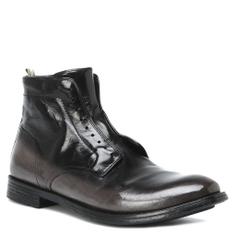 Ботинки OFFICINE CREATIVE MAVIC/039 темно-серый