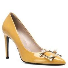 Туфли GIORGIO FABIANI F162106 желтый