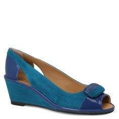 Туфли PAKERSON 49750 зелено-синий