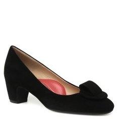 Туфли PAS DE ROUGE 1181 черный