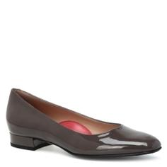 Туфли PAS DE ROUGE R213 темно-серый