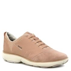 Кроссовки GEOX D641EG розовый