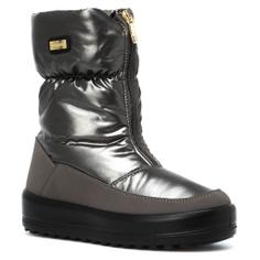 Ботинки JOG DOG 30286 коричнево-серый