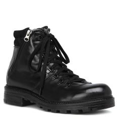 Ботинки NERO GIARDINI A604663U черный