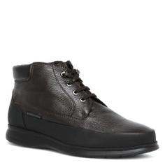 Ботинки PAKERSON 34355 темно-коричневый