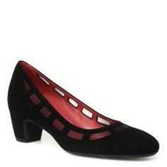 Туфли PAS DE ROUGE 1106 черный