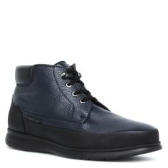 Ботинки PAKERSON 34355 темно-синий