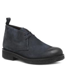 Ботинки ERNESTO DOLANI 101 темно-синий