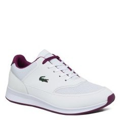 Кроссовки LACOSTE SPW1020 CHAUMONT LACE белый
