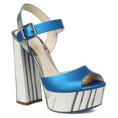 Босоножки LORIBLU A59072A3 синий