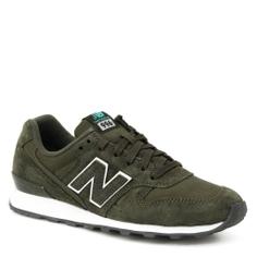 Кроссовки NEW BALANCE WR996 темно-зеленый