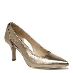 Туфли NERO GIARDINI P717433DE серо-золотой