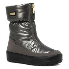 Ботинки JOG DOG 30285 коричнево-серый
