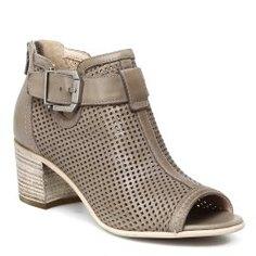 Ботинки NERO GIARDINI P717020D серо-коричневый