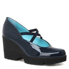 Туфли THIERRY RABOTIN 2149H темно-синий