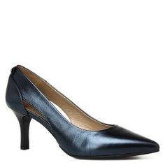 Туфли NERO GIARDINI P717433DE темно-синий