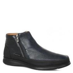 Ботинки PAKERSON 34383 темно-синий