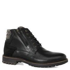 Ботинки TBS WOLVES черный