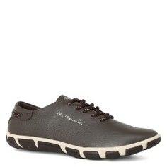 Кроссовки TBS JAZARU серо-коричневый