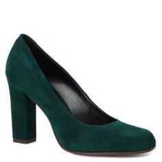 Туфли MICHEL VIVIEN ASTRID темно-зеленый