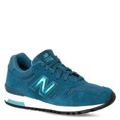 Кроссовки NEW BALANCE WL565 зелено-синий