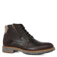 Ботинки TBS WOLVES темно-коричневый